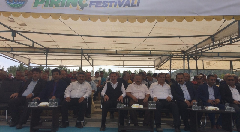 Osmancık Municipality Diamond Rice Festival